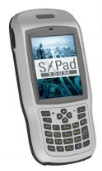 SsPad 210 rugged handheld data collectors